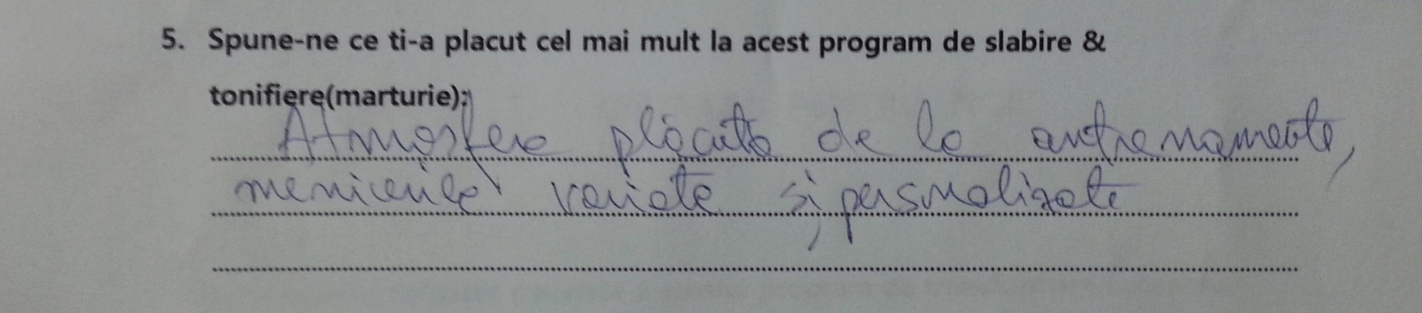 slăbește hârtia)