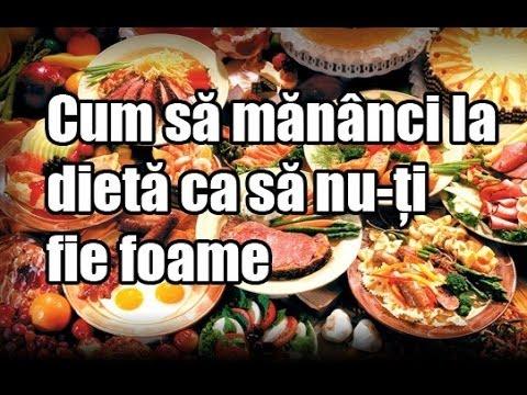 cum să mănânci bine ca să slăbești)