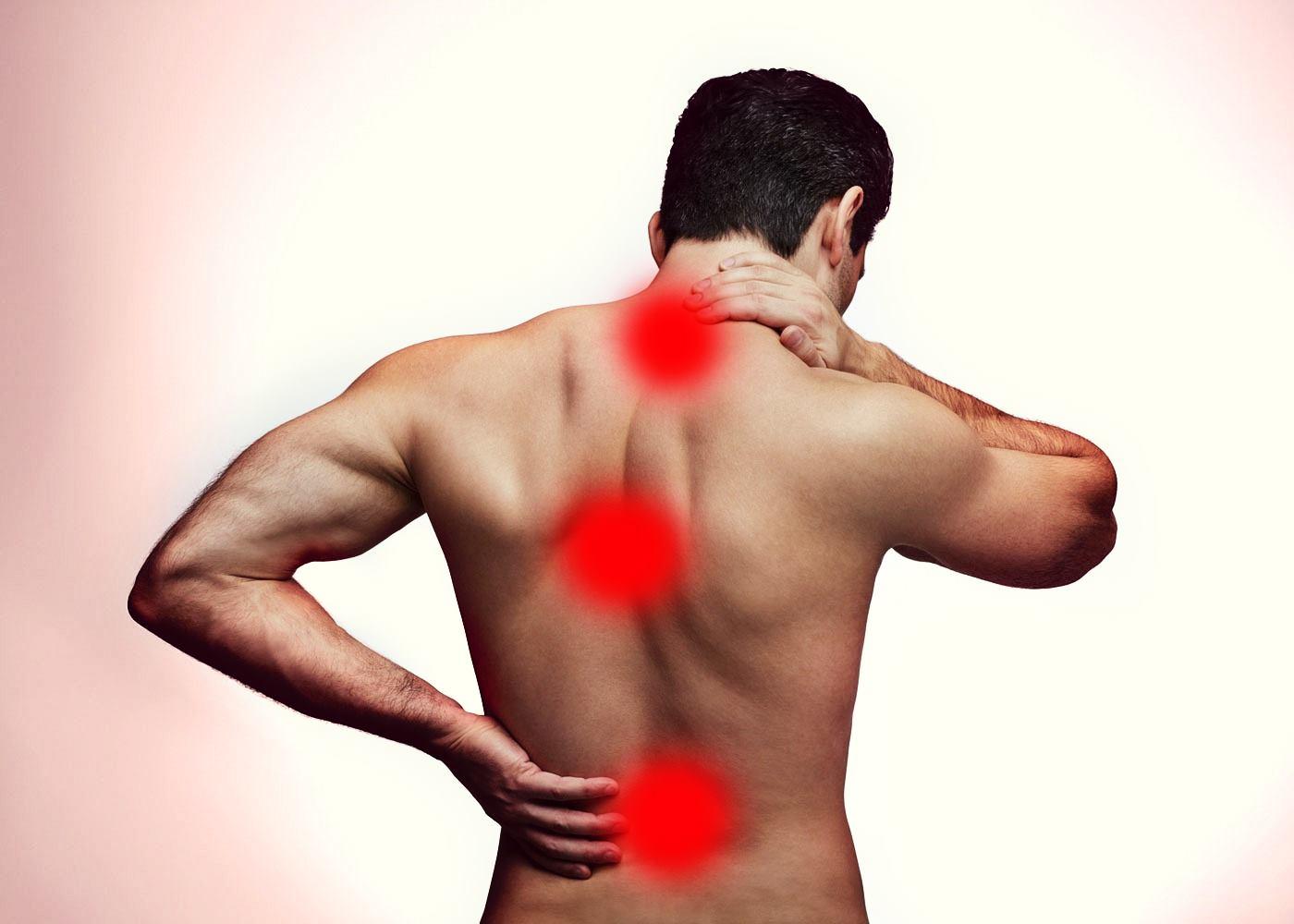 durerile corpului peste tot și pierderea în greutate)