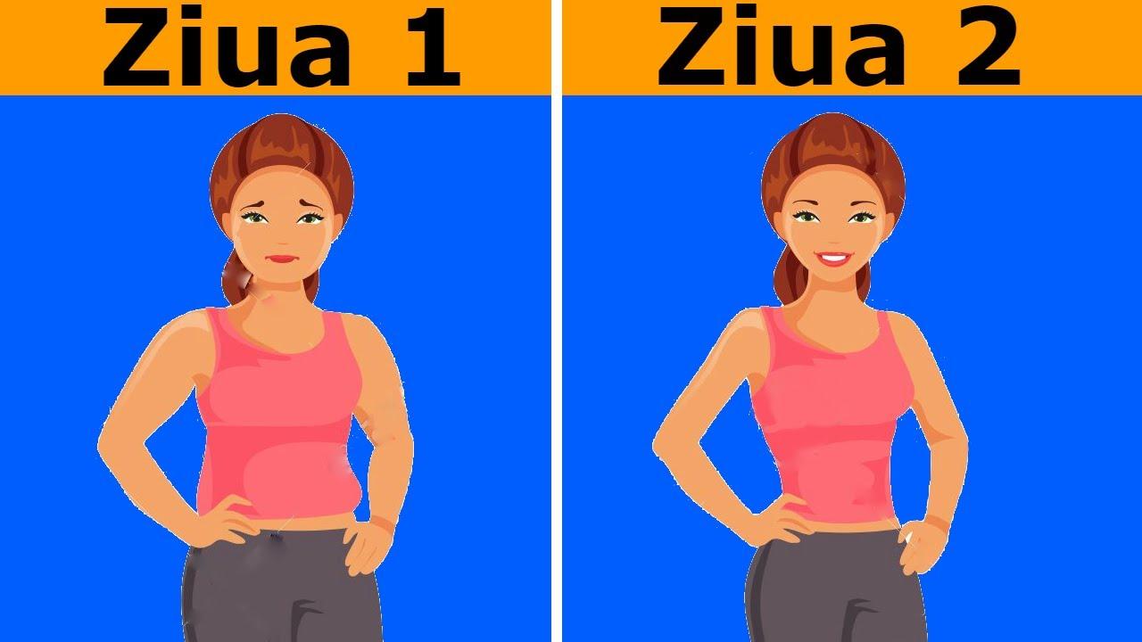 5 modalități bune de a slăbi)