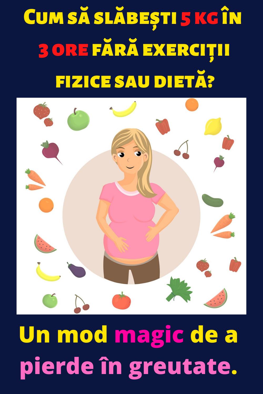 Gina pierde în greutate)