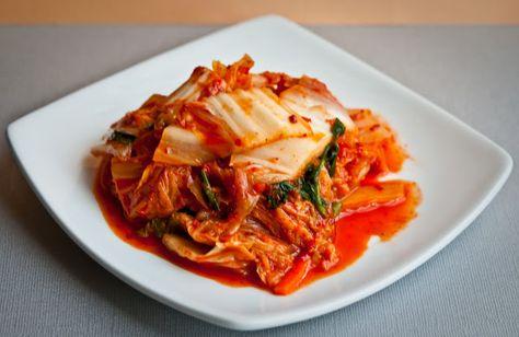 pierde în greutate kimchi