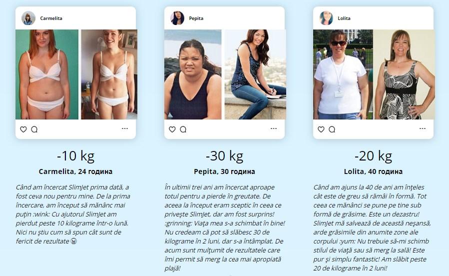 Pierdere în greutate de 25 de kilograme în 1 lună