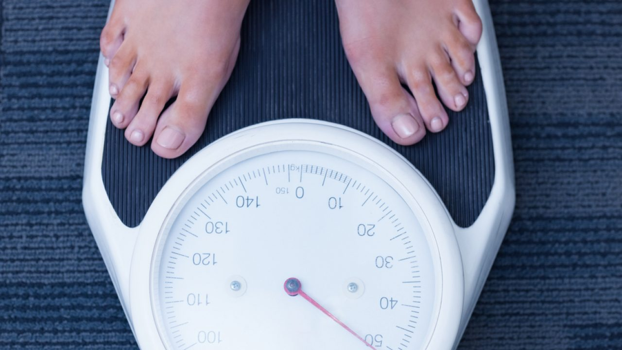 pierderea în greutate scade