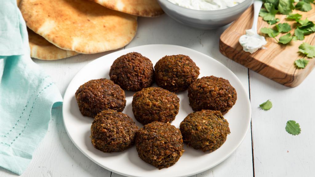 scădere în greutate falafel)