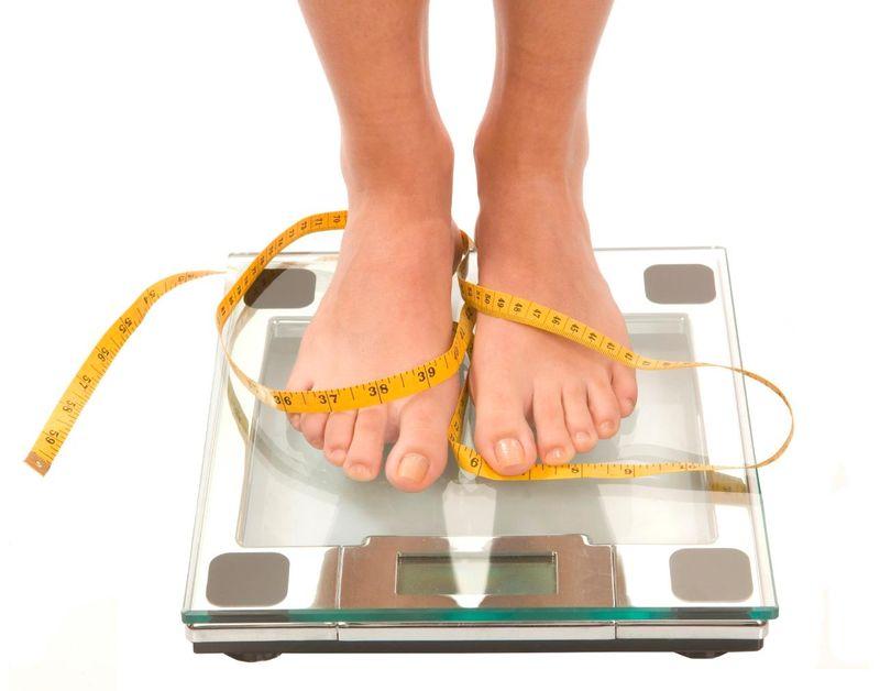 scădere în greutate și candida