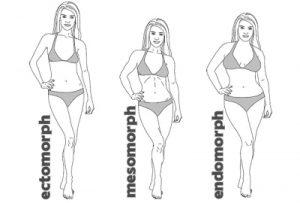 tipul subtire al corpului pierdere în greutate rușinoasă mandy
